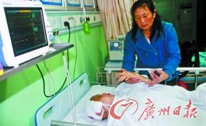 黄秒林仍在医院昏迷不醒。
