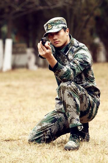 《麻辣女兵》型男兵团曝光 最帅兵哥成看点-搜