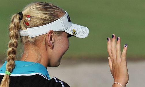 北京时间2月12日消息,LPGA巡回赛2012赛季揭幕战----澳大利亚女子