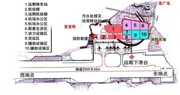 规划开通至重庆昆明航线(图)
