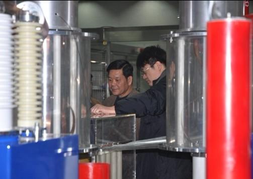中国防雷测试创新技术填补该领域世界空白