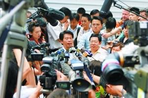 北京环保局副局长杜少中离任 称空气质量在好转