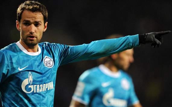 圣彼得堡泽尼特队_转会传闻BBC消息俄超圣彼得堡泽尼特队承认