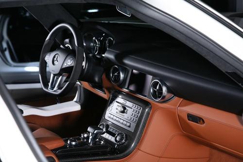 Inden Design发布奔驰SLS AMG改装作品