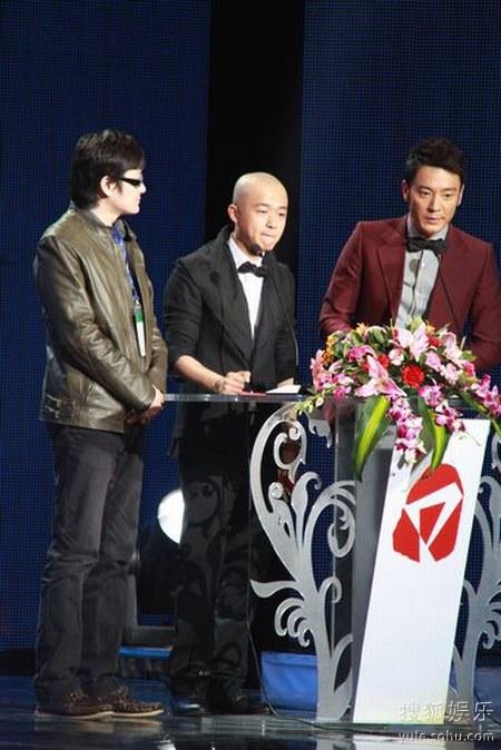 包贝尔《幸福速递》获最佳剧情奖