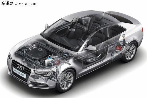 动力方面:奥迪为改款奥迪a5引入了1.8tfsi发动机,最大功率170马力.