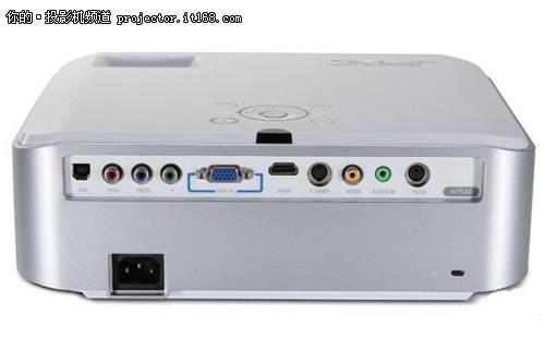 宏碁H7531D:1080P投影不到6千