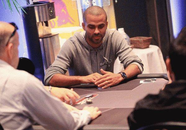 帕克曾亮相赌场
