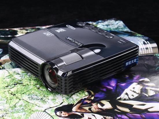 迷你LED投影!优派PLED-W200开箱评测