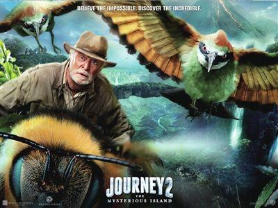 在人类世界中是追车,在科幻世界中是追飞船,在神秘岛上则是躲避蜂鸟.