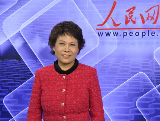 李林田摄影�y.�_社科院学部委员,法学研究所所长李林做客人民网 摄影:杨铁虎