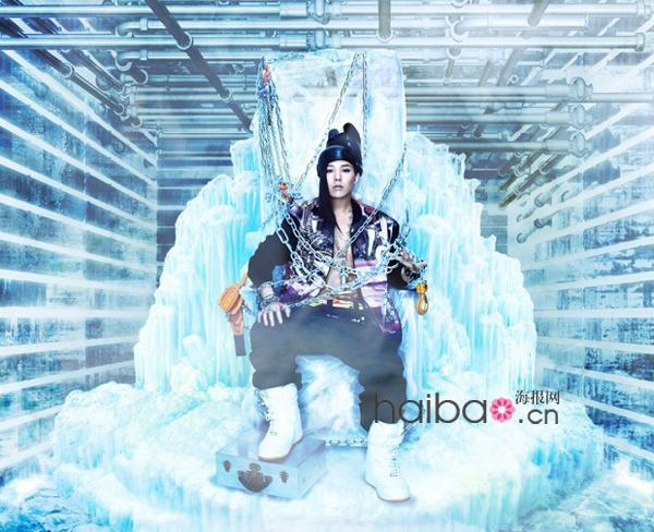 bigbang新专辑d封面_BB五子凑齐重新出发!Big Bang 最新迷你5辑《ALive》造型全曝光 ...
