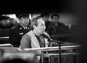 辩护律师讲述张建强看守所内生活 目前正在考虑是否上诉
