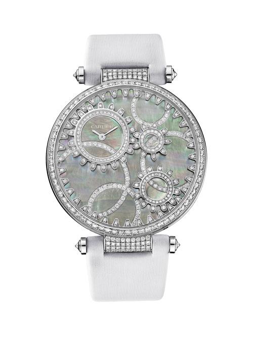 高级珠宝腕表系列代表作品