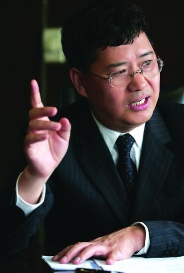 绿地集团董事长张玉良