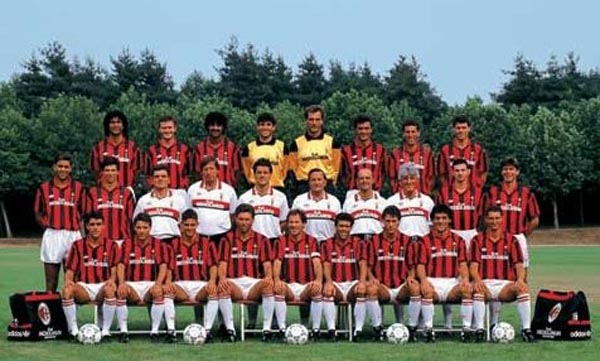 1991-92AC米兰