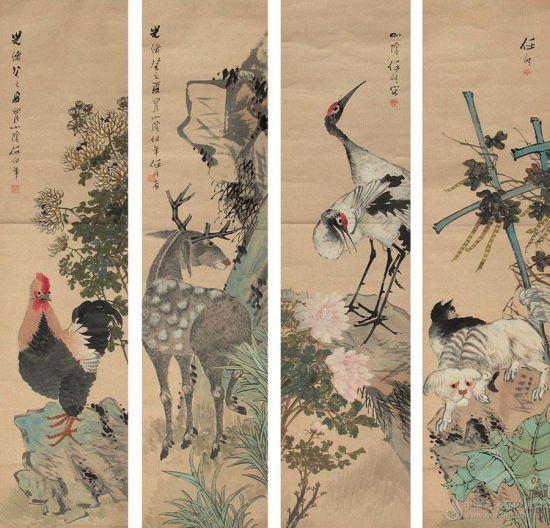 但随着多年来的市场沉浮,当人们一次次质疑中国古代书画家欠缺造型图片