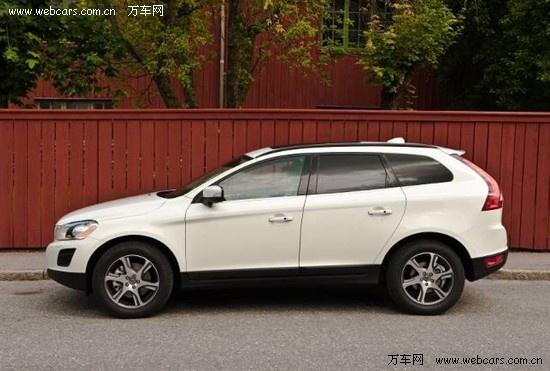 【2012款沃尔沃XC60外观】-上海永达沃尔沃XC60周末超值特惠专场