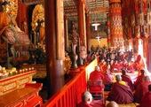 商界人士求财胜地 藏传佛教寺庙雍和宫