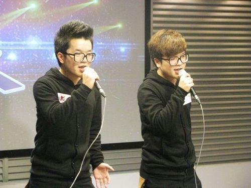 超优美和声双胞胎173 174号赵振平、赵振雄