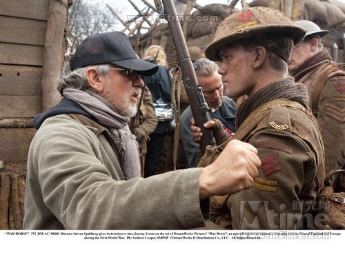 斯皮尔伯格所有电影_对话斯皮尔伯格 《战马》是没有血腥的战争电影-搜狐娱乐