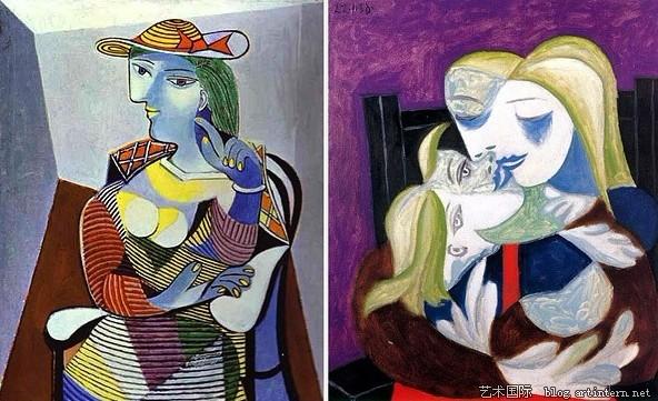 毕加索作品
