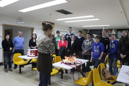 荷兰学生汉语短期班在北京华文学院举行开班仪式(组图图片