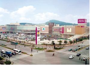 永旺吉之岛购物中心登陆顺德