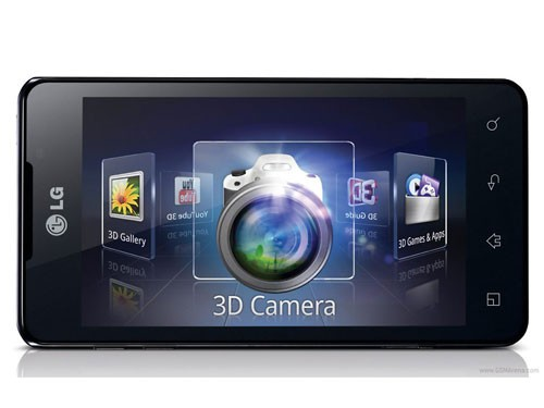 3D LG Optimus 3D Max