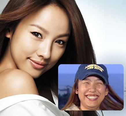 中国最骚屄的女星是谁_韩国女星化妆术堪比易容术 素颜反差大超越中国女星(组图)