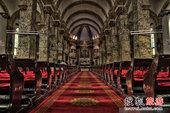 中国历史最悠久的天主教堂 宣武门天主堂