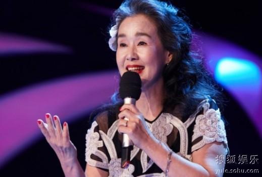 中野良子唱《大海啊故乡》