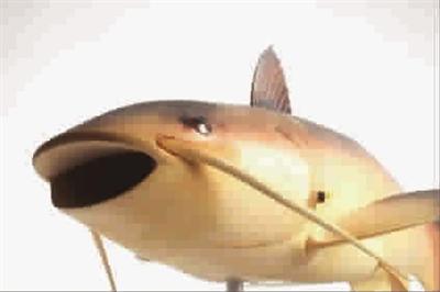 中情局秘密武器:形状酷似鱼的水下机器人