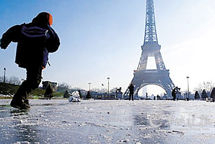 为什么法国孩子比较乖?(组图)图片