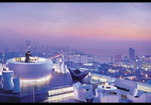 印度孟买四季酒店aer酒吧
