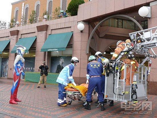 影片《奥特曼传奇》将于2012年3月24日在日本
