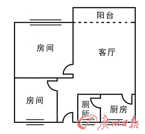 45平方的房子设计图