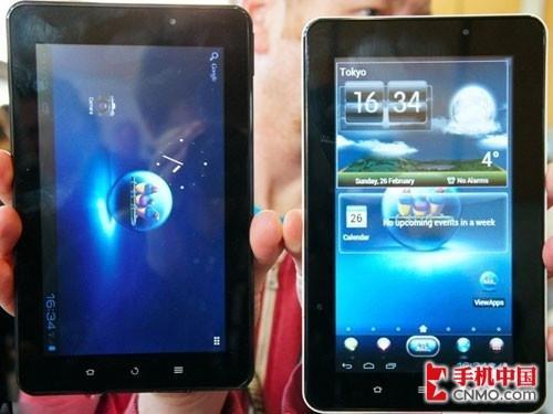 ViewPad G70和E70