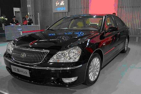 中国第一辆 国产小轿车