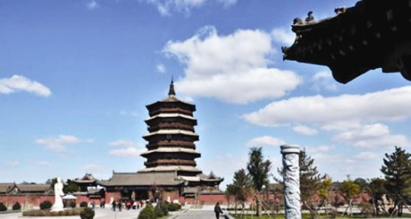 朔州将重点打造 八大精品旅游文化板块(图)