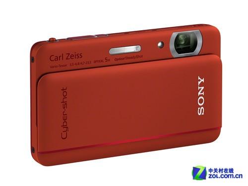 索尼Cyber-Shot DSC-TX66数码相机