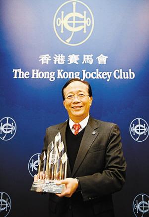 深圳晚报讯 据新华网报道,香港赛马会投注事务执行总监,世界彩票协会