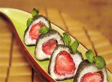 花样 草莓/新鲜草莓5种花样新吃法...