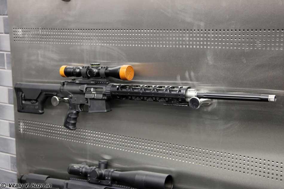 怎样 民营/俄民营武器厂的AK步枪(组图)