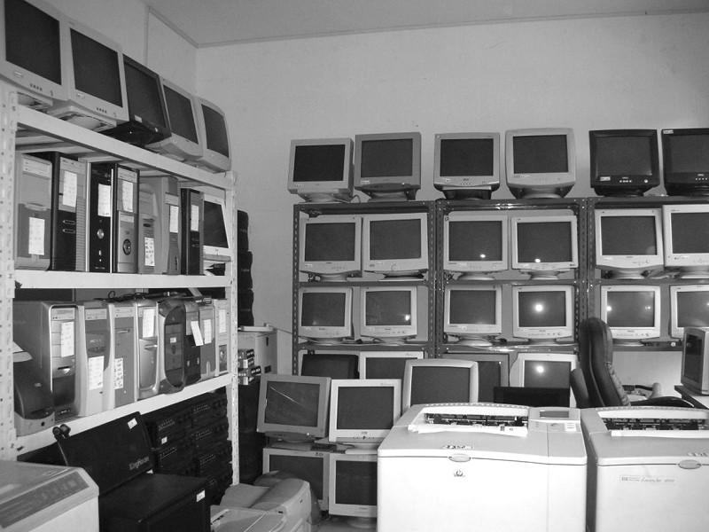 二手电脑变废为宝 二手电脑回收 二手电脑回收价格