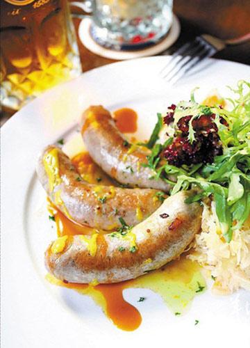 德国菜:欧洲版的东北菜(组图)图片