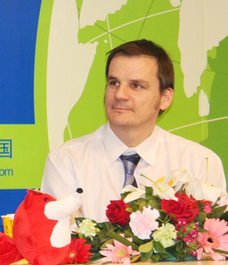 丹 力 新西兰移民局北京办公室主管