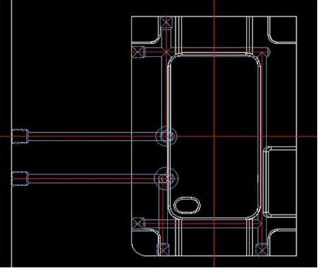 浩辰CAD教程机械之CAD图导入Photoshop三维家v教程的cad图图片