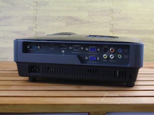 中小空间首选 明基MX514P投影机测试