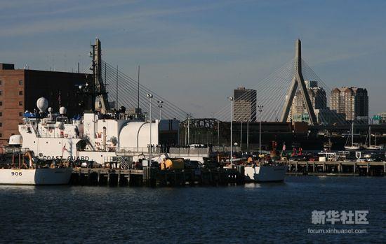 最古老的城市_实拍美国最古老的城市波士顿
